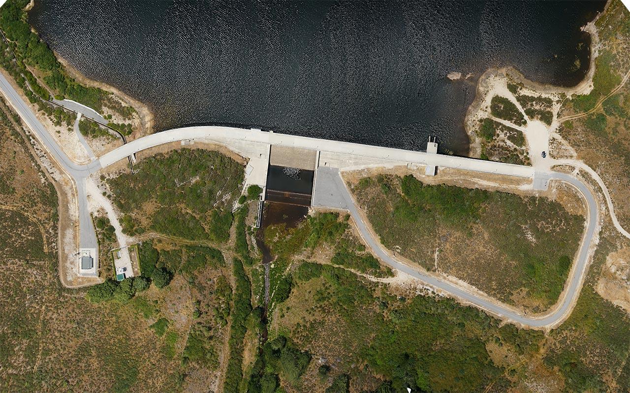 Barragem de Pretarouca, Lamego