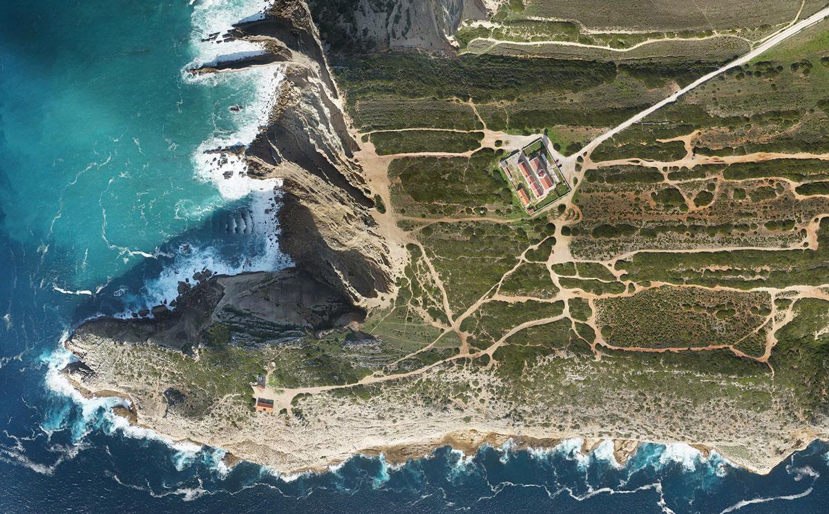 Levantamento Aéreo do Cabo Espichel