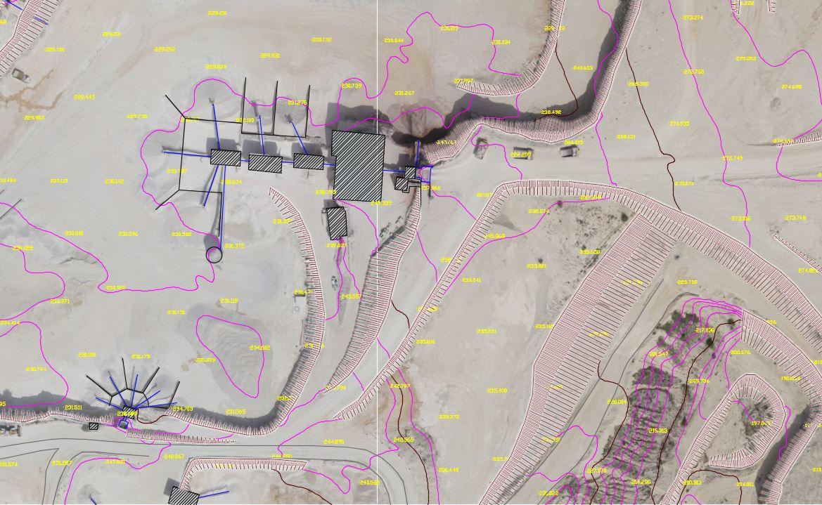 Topografia Pedreira